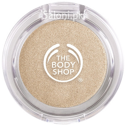 The Body Shop Colour Crush Eyeshadow 125 Champagne & Gold