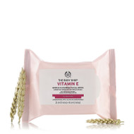 The Body Shop Vitamin E Gentle Cleansing Face Wipes