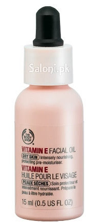 The Body Shop Vitamin E Facial Oil