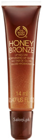 The Body Shop Honey Bronze Lip Nectar Honey Beige