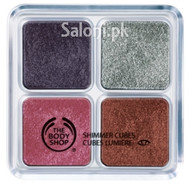 The Body Shop Shimmer Cubes Sugar Plum