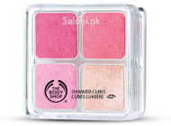 The Body Shop Shimmer Cube Palette - Pink