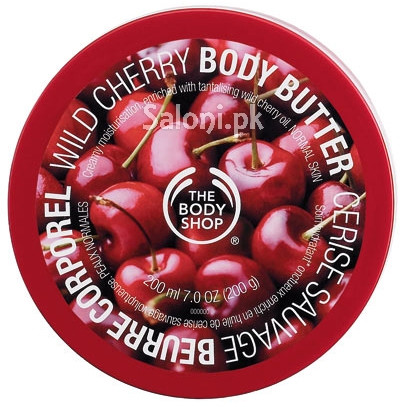 The Body Shop Wild Cherry Body Butter
