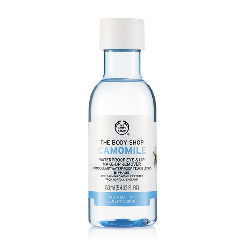 The Body Shop Camomile Waterproof Eye & Lip Make-Up Remover