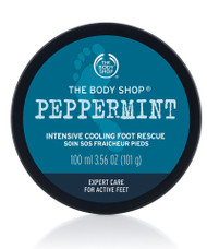 The Body Shop Peppermint Intensive Cooling Foot Rescue  Buy online in Pakistan  best price  original product