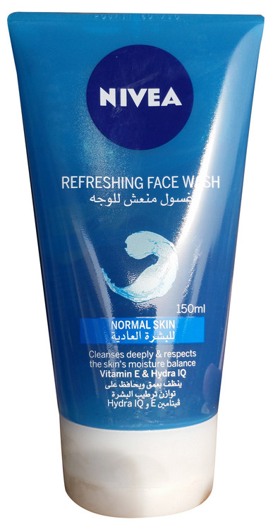 Nivea Daily Essentials Refreshing Face Wash 150 ML buy online in pakistan