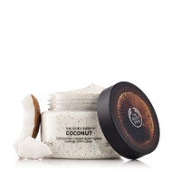 The Body Shop Coconut Exfoliating Cream Body Scrub 250 ML