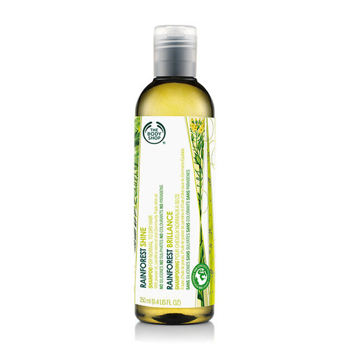 The Body Shop Rainforest Shine Shampoo  Buy online in Pakistan  best price  original product