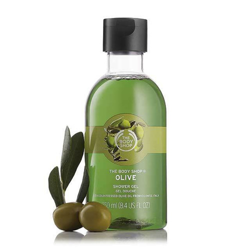 The Body Shop Olive Shower Gel  Buy online in Pakistan  best price  original product