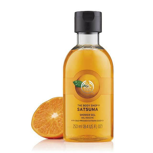 The Body Shop Satsuma Shower Gel  Buy online in Pakistan  best price  original product