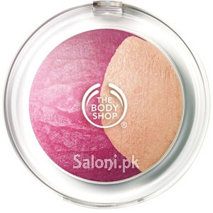 The Body Shop Baked to Last Blush