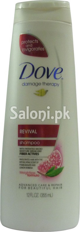 Dove Damage Therapy Revival Shampoo (Front)