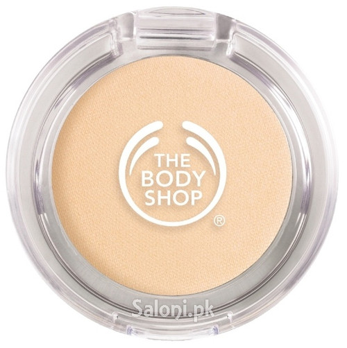 The Body Shop Colour Crush Eyeshadow 110 Sand on Me