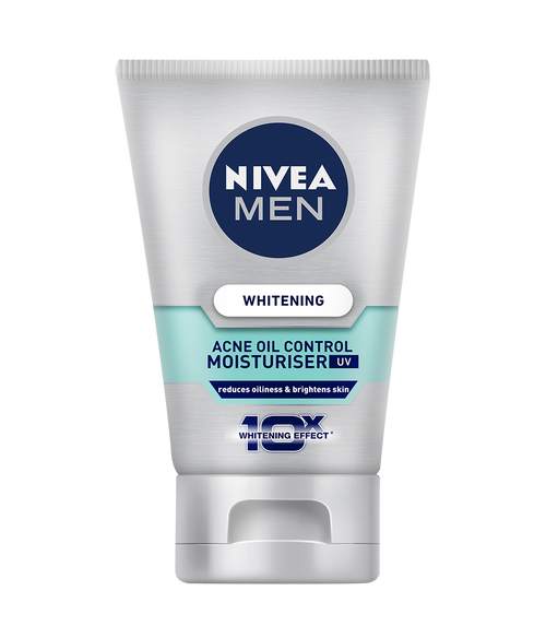 Nivea For Men Whitening Oil Control Moisturizer 40 ML buy online original nivea men products in pakistan best men face products in pakistan
