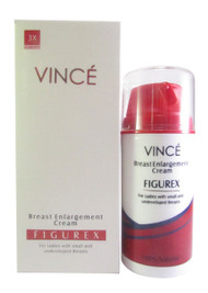 Vince Figurex Breast Enlargement Cream (Front)