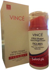 Vince Figurex Xtra Shape Hips & Thigh Cream Front