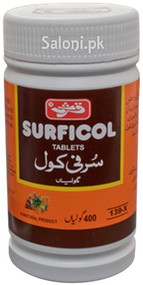 Qarshi Surficol Tablets