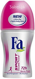 Fa Sport Double Power Sporty Fresh Deo Roll-On