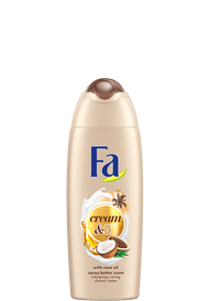 Fa Cream & Oil Cocoa Butter Shower Gel 250ml. Lowest price on Saloni.pk