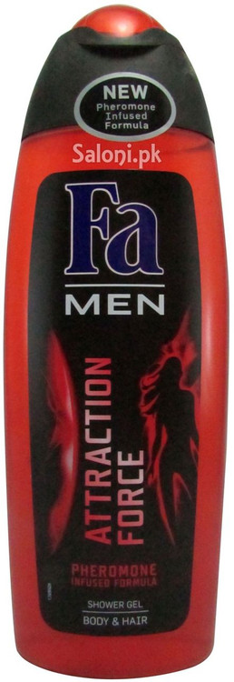 Fa Men Attraction Force Shower Gel Front