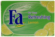 Fa Refreshing Lemon Bar Soap