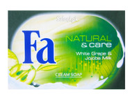 Fa Natural & Care White Grape & Jojoba Milk Cream Soap