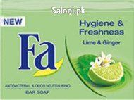 Fa Lime & Ginger Antibacterial Bar Soap