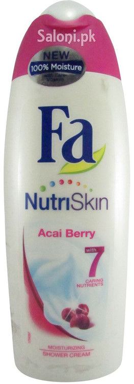 Fa NutriSkin Acai Berry Shower Cream Front