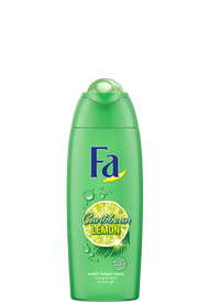 Fa Caribbean Lemon Exotic Fresh Shower Gel 250 ML. Lowest price on Saloni.pk