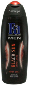 Fa Men Black Sun Shower Gel Front