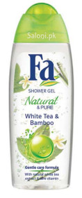 Fa Natural & Pure White Tea & Bamboo Shower Gel