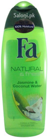 Fa Natural & Fresh Jasmine & Coconut Water Shower Gel Front