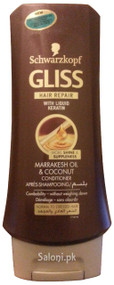 Schwarzkopf Gliss Hair Repair Marrakesh Oil & Coconut Conditioner Front