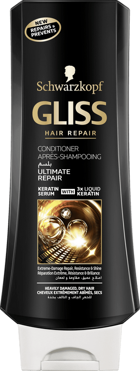 Schwarzkopf Gliss Hair Repair Ultimate Repair Conditioner 250 ML Lowest price on Saloni.pk