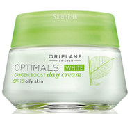 Oriflame Optimal White Oxygen Boost Day Cream Oily Skin