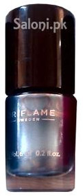 Oriflame Pure Colour Nail Polish Mini Blue Ice
