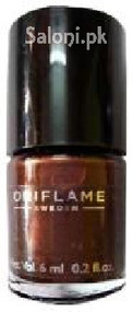 Oriflame Pure Colour Nail Polish Mini Burgundy Wine