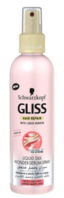 Schwarzkopf Gliss Hair Repair Liquid Silk Wonder Serum Spray
