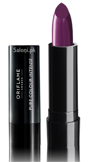 Oriflame Pure Colour Intense Lipstick Pretty Purple