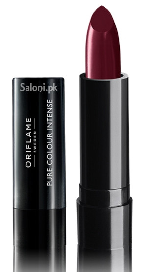 Oriflame Pure Colour Intense Lipstick Baked Brick