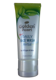 Golden Pearl New Daily Face Wash Herbal 75 ML