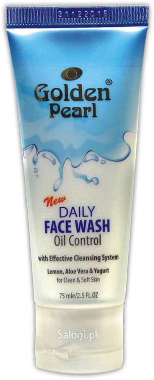 Golden Pearl New Daily Face Wash Herbal