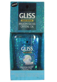 Schwarzkopf Gliss Hair Repair Million Gloss Serum 75 ML (Front)
