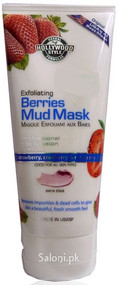 Hollywood Style Exfoliating Berries Mud Mask