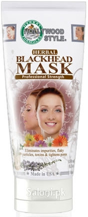 Hollywood Style Herbal Blackhead Mask