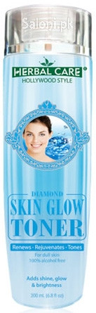 Hollywood Style Herbal Care Diamond Skin Glow Toner