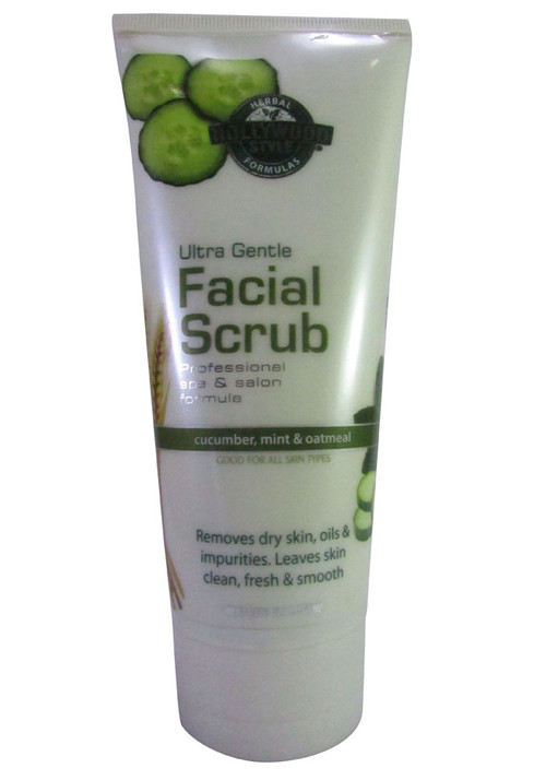 Hollywood Style Ultra Gentle Facial Scrub