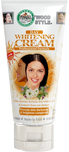 Hollywood Style Day Whitening Cream