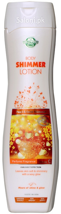 Hollywood Style Body Shimmer Lotion