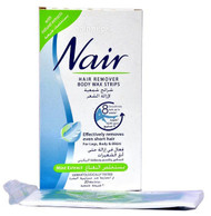 Nair Hair Removers Body Wax Strips with Mint Extract